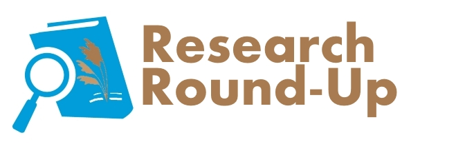 Research Round-Up: Sept, Oct & Nov 2018